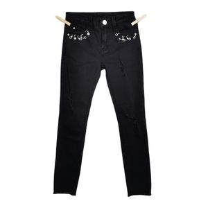 8 YEARS DEX Ripped Skinny Jeans NWT